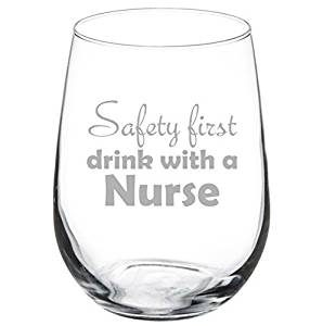 Safety first. Another wine gift option