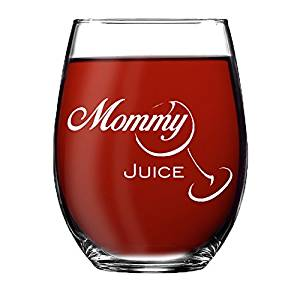 Get a great glass for Mother's Day
