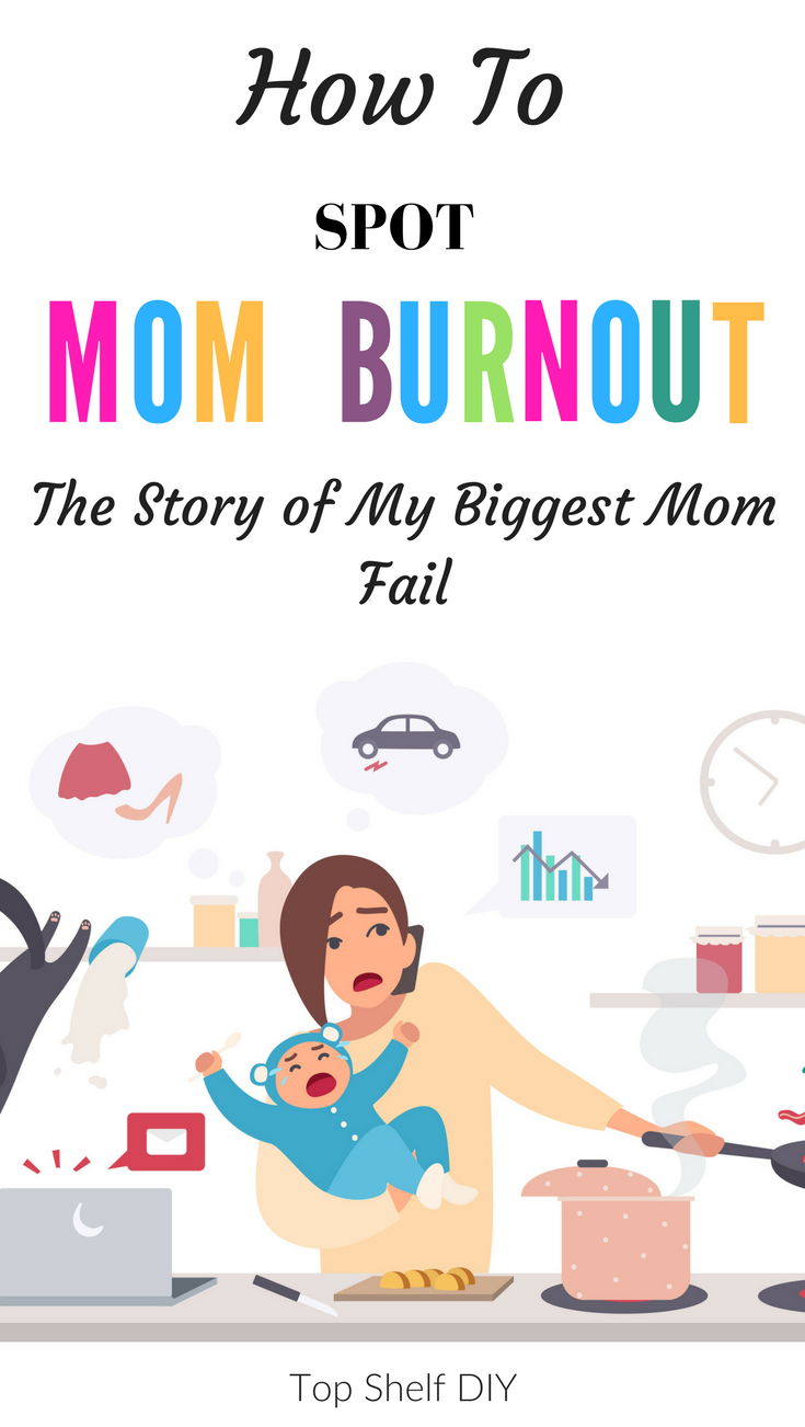 We all deal with stress differently. How do we know when we're on the verge of burnout? Learn more about parent burnout and what you can do to prevent it. #burnout #parenting #motherhood
