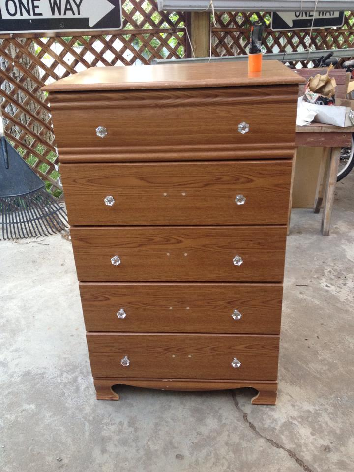 how to rehab a dresser in three easy steps