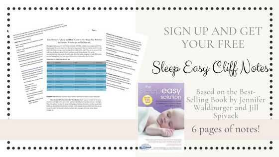 Get Your Sleep Easy Solution cliff notes here!