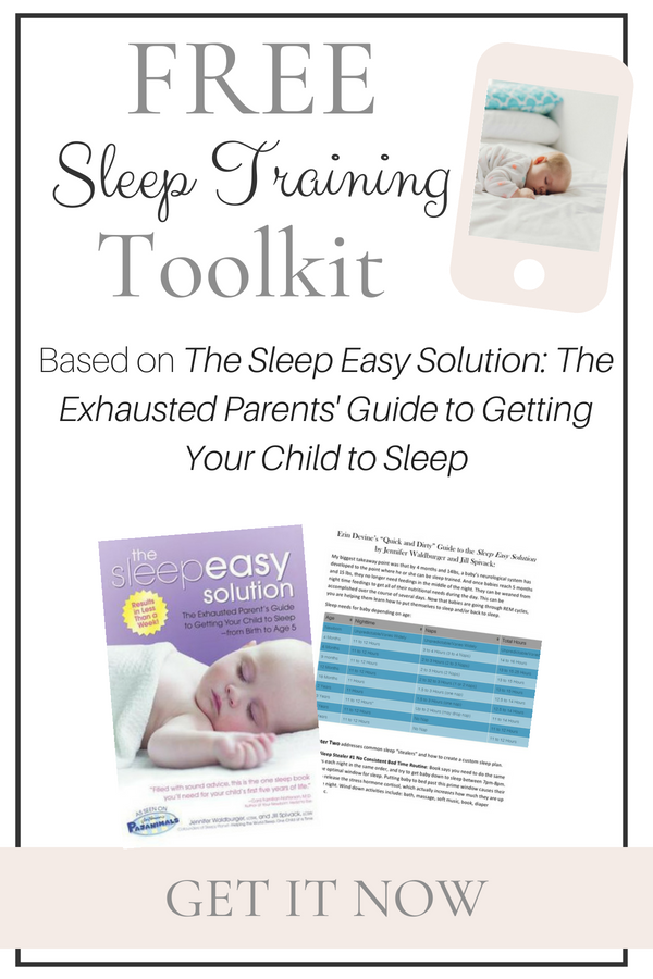 Get My Cliff Notes Version of What I Jokingly Refer to as the Sleep Training Bible! #sleepeasysolution #sleeptraining