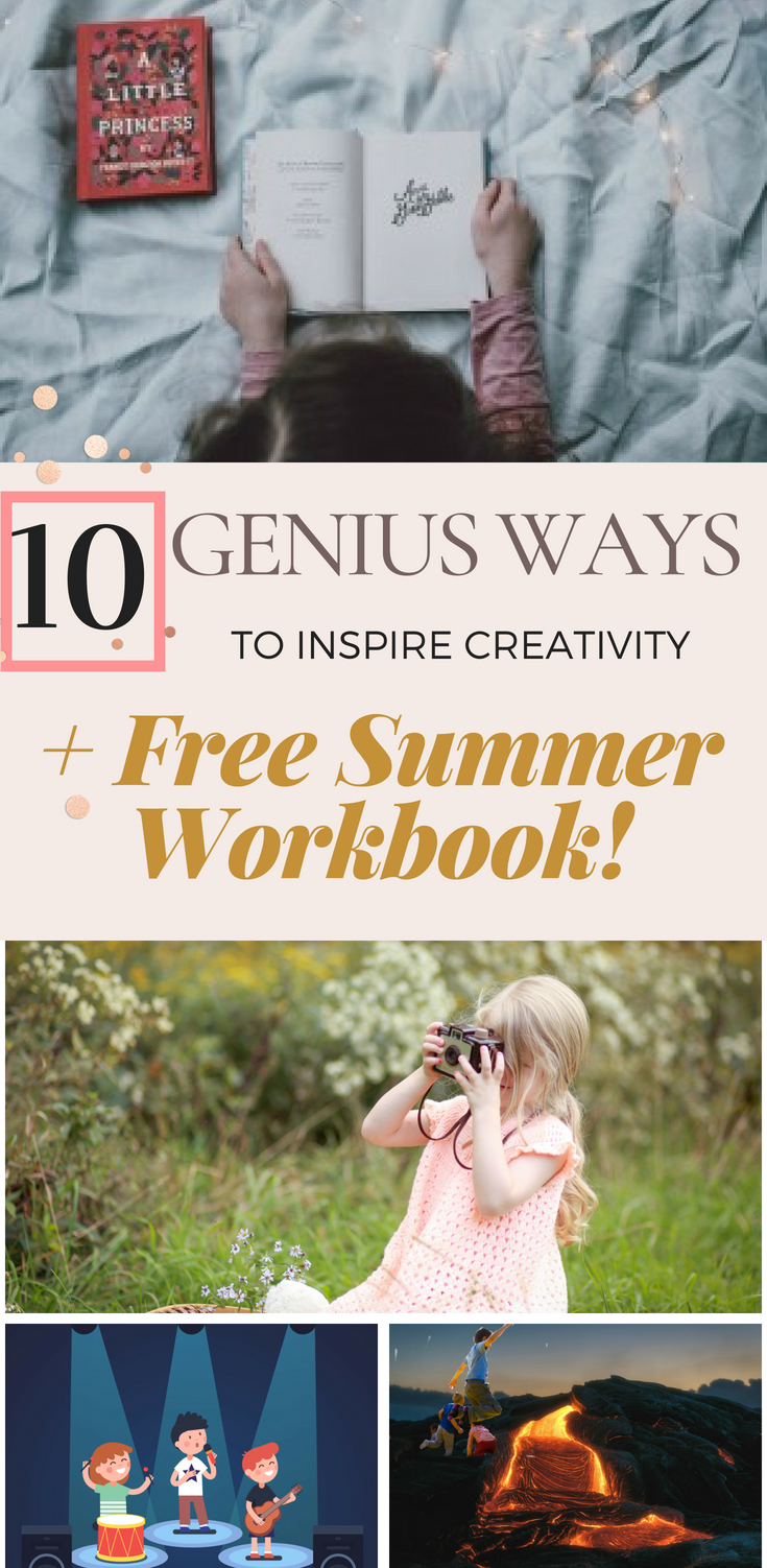 Looking for some great screen free activities this summer? Here are 10 easy, creative ideas to get the party going. #kidsummeractivities #summertoolkit