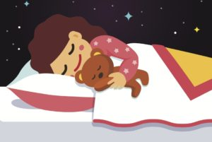 Mommy needs her beauty sleep! Sleep training worked for us in three days. Willing to give it a try?