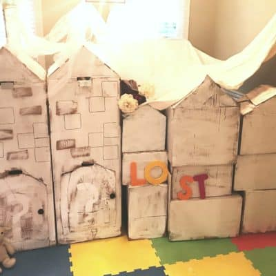 How to Build a Cardboard Fort: 4 Easy Steps to Revisiting Your Childhood