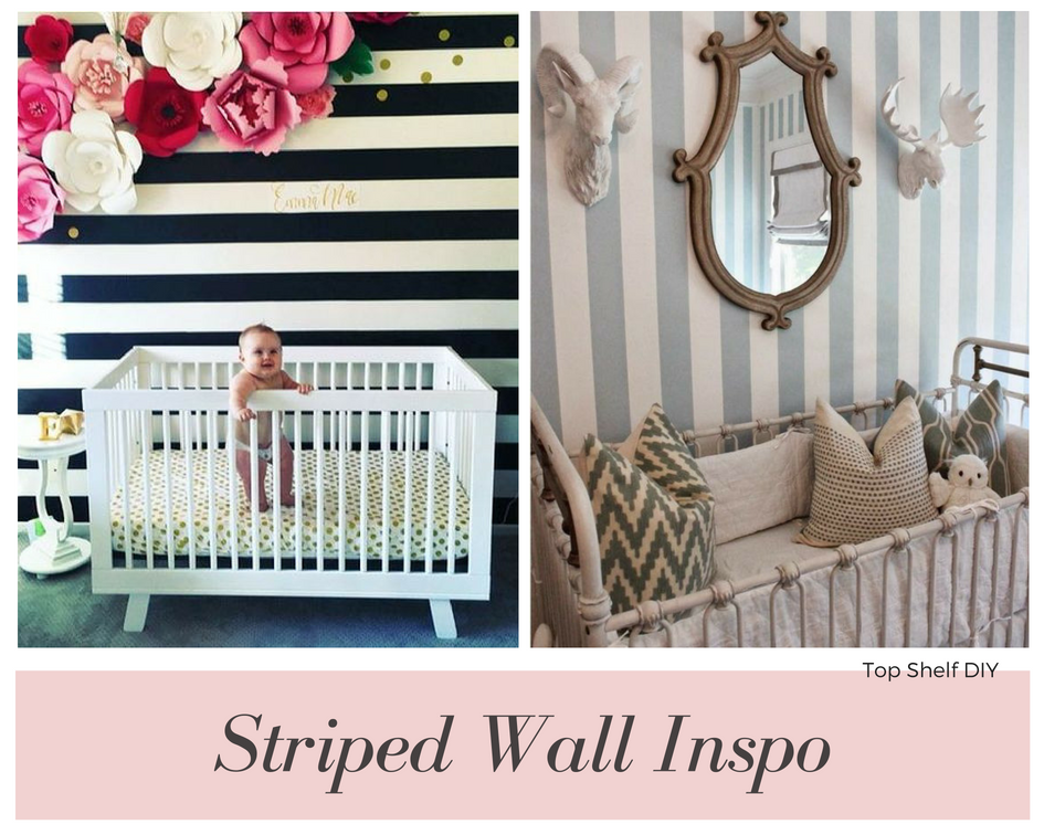 50+ Ways to decorate a nursery on a budget