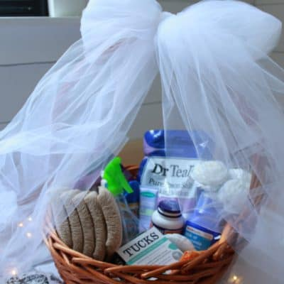 The Ultimate Postpartum Care Kit (from your nurse BFF)