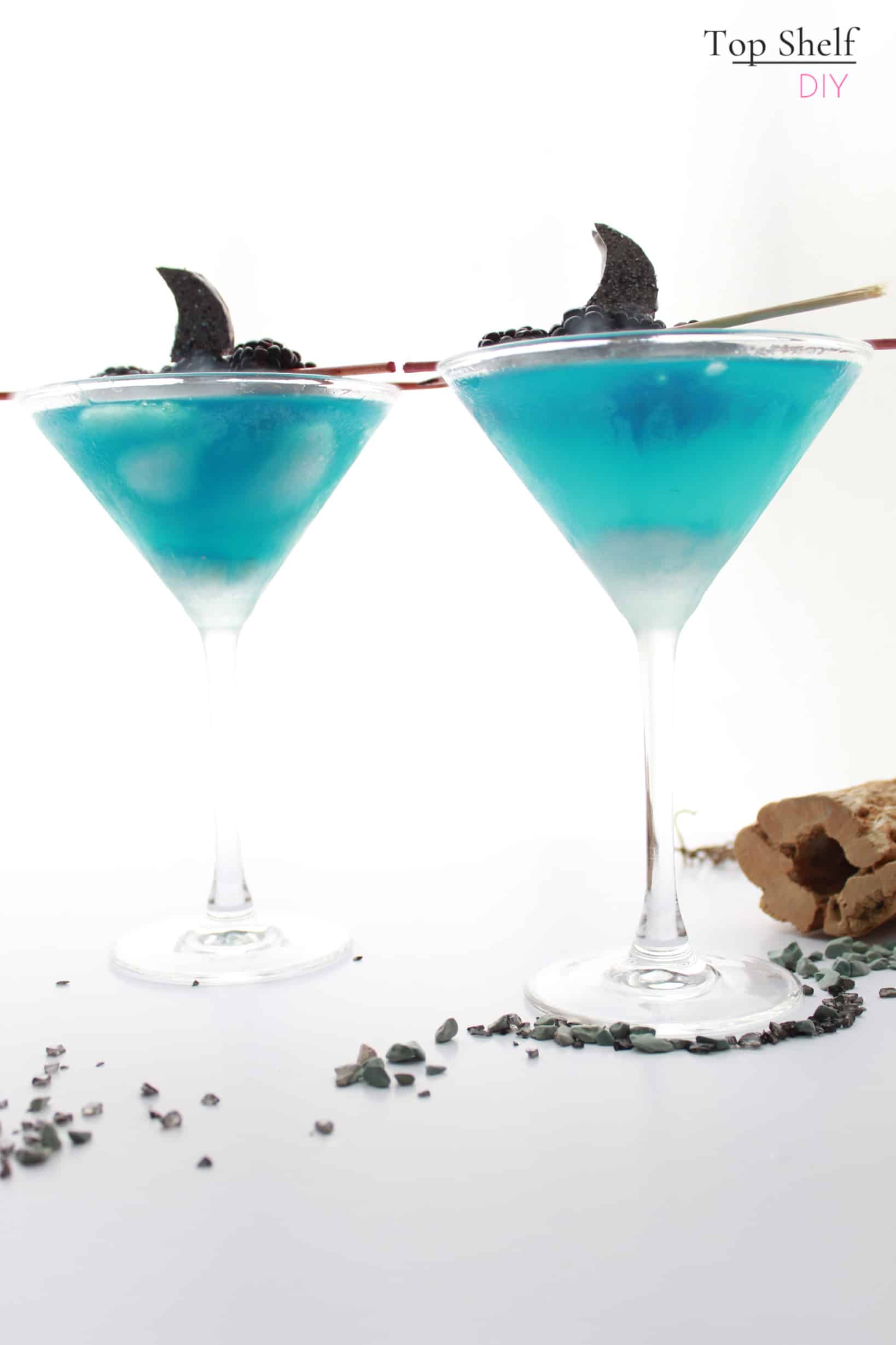 If Baby Shark gets his own song then Mommy Shark deserves a cocktail.