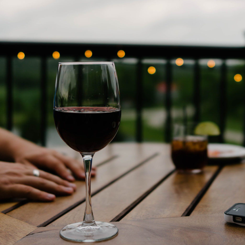 Anxiety Hack #5: Wine is Delicious but flawed.