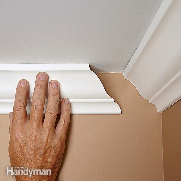 How to install a coped joint for inside corners. 6 Essential Tools for installing crown molding.