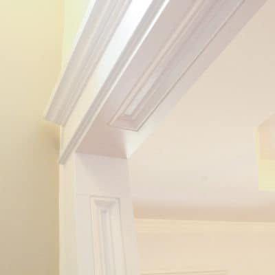 Interior Doorway Trim Upgrade