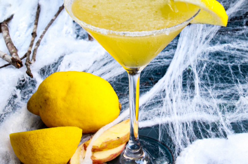 The Candied Apple Martini